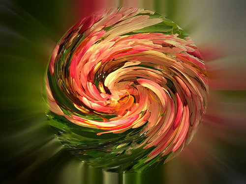 fleur zen reiki